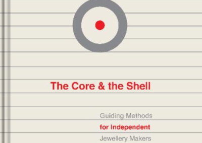 "Estela Saez, ""The core & The shell"" 2011"